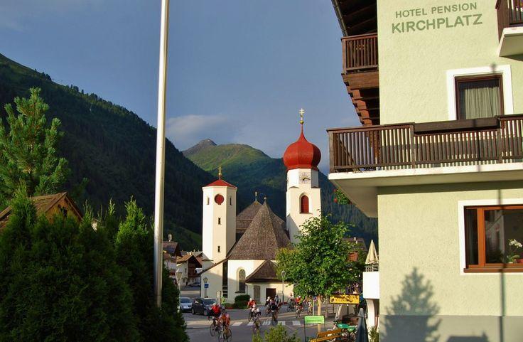 Bergsommer am Arlberg - Hotel Kirchplatz