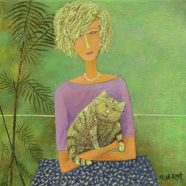 Women and Cats will do as they please...: Photo