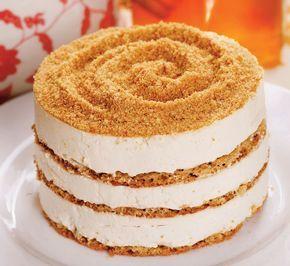 ! Vă rog, încercați rețeta acestui tort cu foi de miere și veți cunoaște gustul desăvârșit!