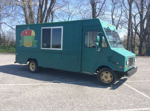 New Listing: http://www.usedvending.com/i/1988-Chevy-Step-Van-Food-Coffee-Truck-for-Sale-/PA-T-807N 1988 - Chevy Step Van Food & Coffee Truck for Sale!!!