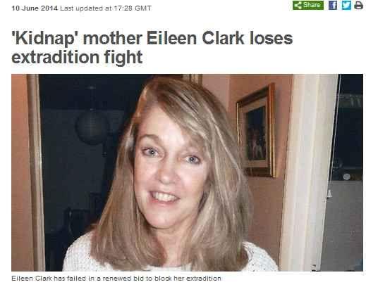 Mamma ska utlämnas till USA för international parental kidnapping