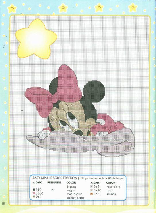 Gallery.ru / Фото #6 - punto de cruz Disney 2 - anfisa1