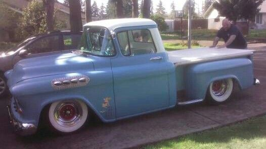 A Cec B C De E A F A Chevy Trucks Pickup on 1956 Chevy 235 Engine Hp
