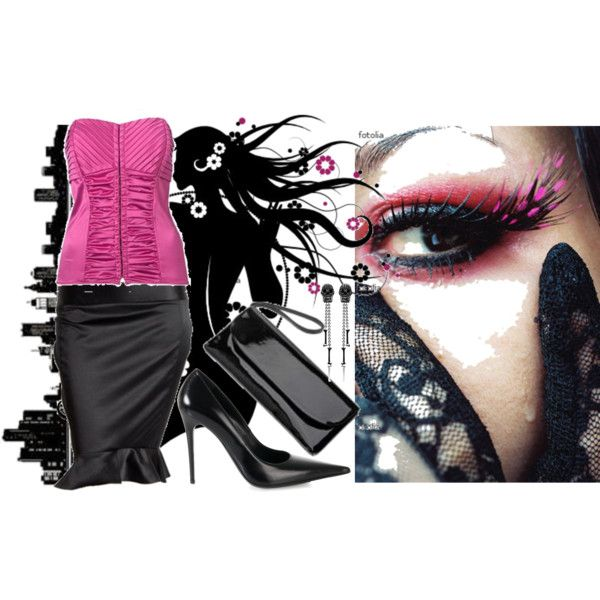 nite, created by mzlorraine.polyvore.com