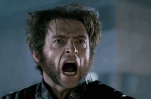 All The Times That Hugh Jackman Has Screamed In The Wolverine Movies