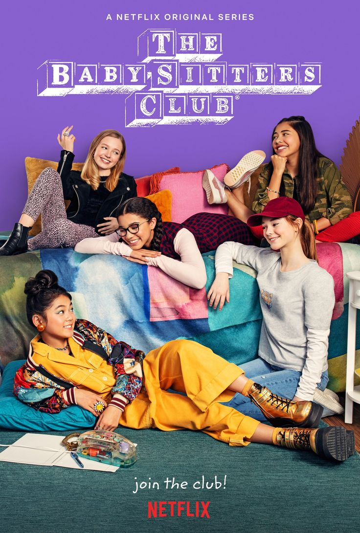 New Movie Netflix's The Babysitters Club in 2020 The