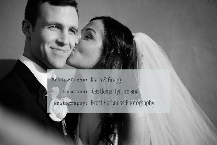 A Wintery Black Tie Wedding At Castlemartyr. | http://www.rockmywedding.co.uk/a-wintery-black-tie-wedding-at-castlemartyr/