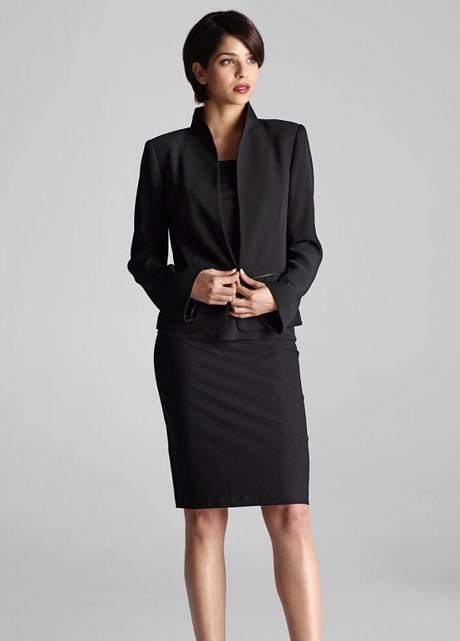six sustainable looks- the executive