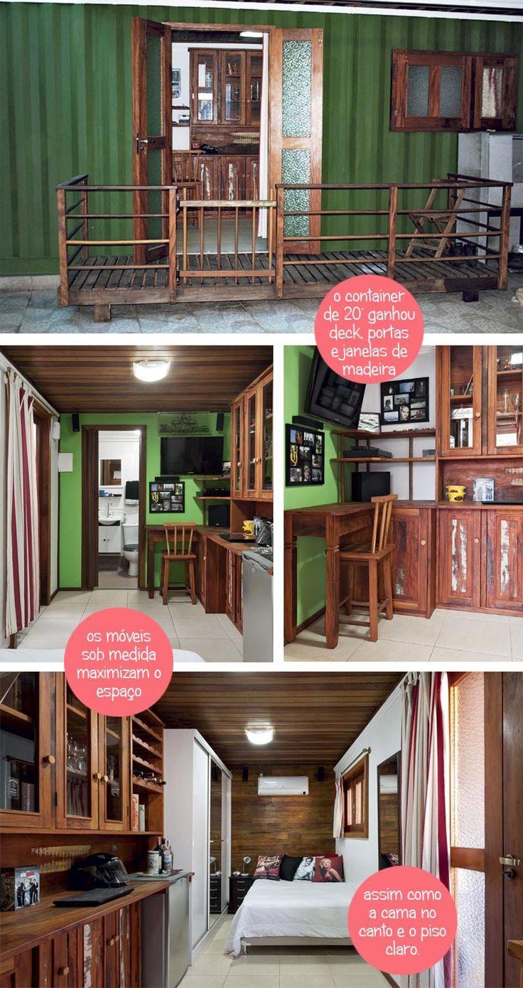 Uma Casa Pequena Mas Muito Organizada
