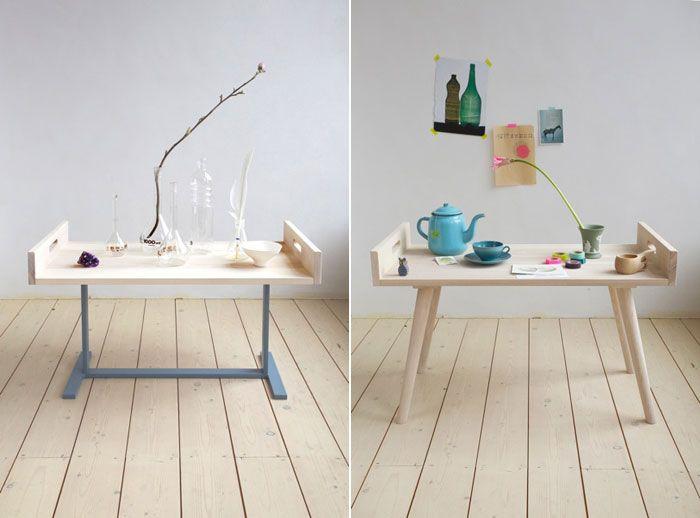 More Design Please   MoreDesignPlease   Slow Wood Tables