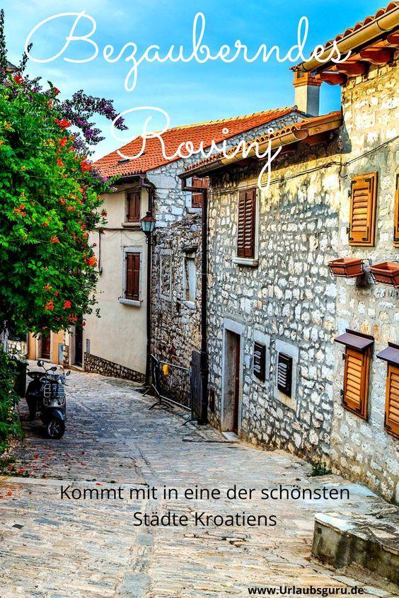 Romantisch und bezaubernd schön - so lässt sich Rovinj wohl am besten beschreiben. Lernt auch ihr die schöne Stadt Kroatiens kennen und lieben, vielleicht geht schon euer nächster Urlaub nach Istrien¦?