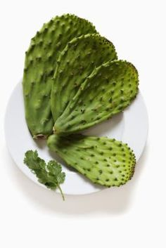 Prickly pear, or nopal cactus, is a type of cactus that grows in clumps of large, flat leaves, also called pads or nopales. The prickly spines on the pads prevent the cactus from being devoured by ...