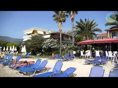 Gregory's Hotel, Nidri, Lefkada (+playlist)
