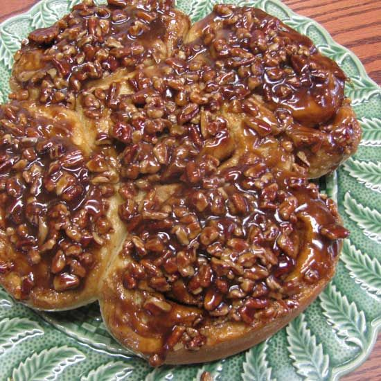 Wonderful Pecan Sticky Buns - The View From Grindstone Ranch Blog - Capper's Farmer Magazine