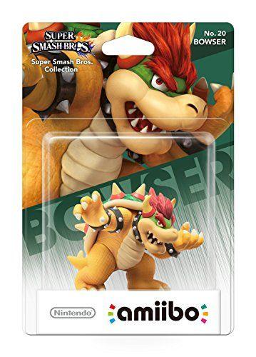Nintendo amiibo Super Smash Bros. - Bowser (Nintendo Wii U/3DS)