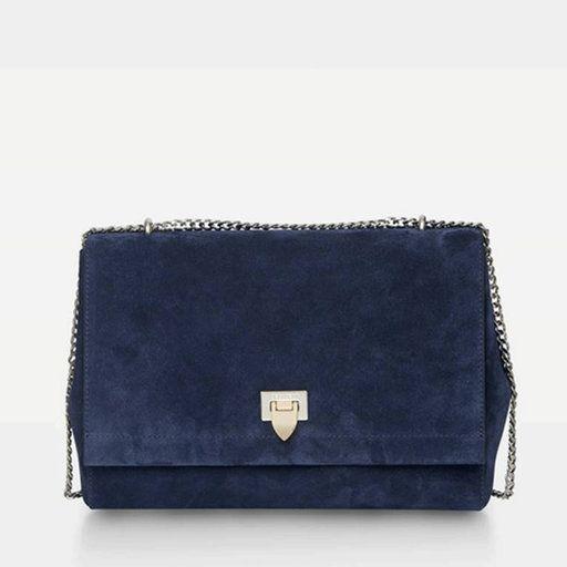 Big Bag W. Buckle And Chain - Handväskor- Köp online på åhlens.se!