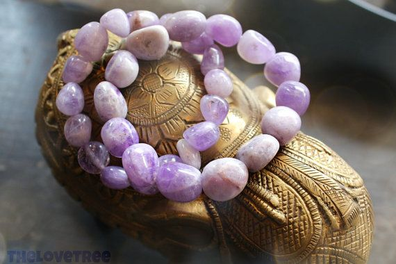 Amethyst for Meditation Protection and Assistance by ShopLoveTree
