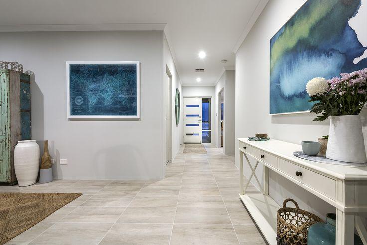 Homebuyers Centre Maverick Display Home Entry/Study - Karnup, WA Australia