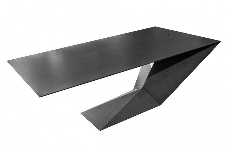 FURTIF Desk [1200x800] DesignPorn Reception desk diy