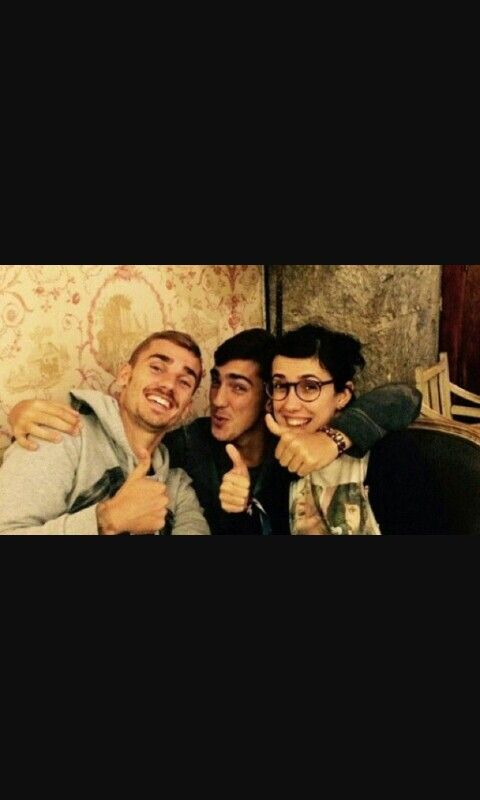 Antoine, Maud and Théo
