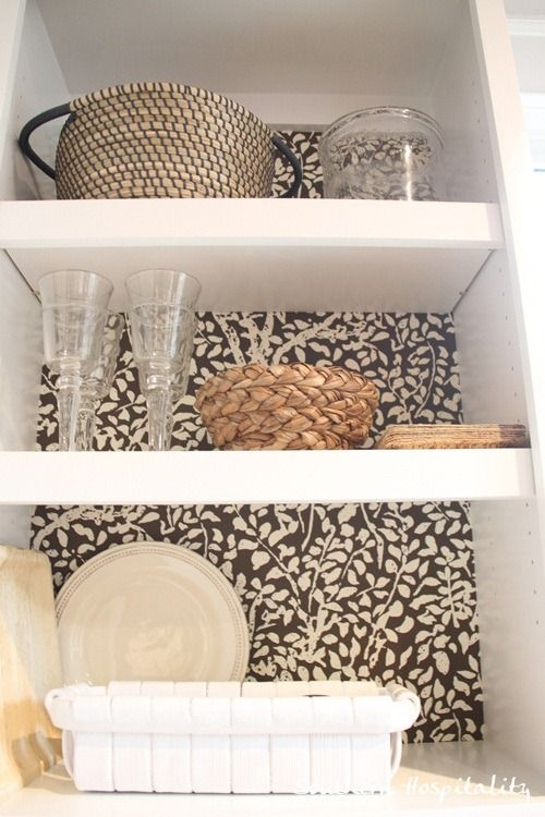 kitchen cabinet shelf paper 17 best ideas about shelf paper on wire 5754
