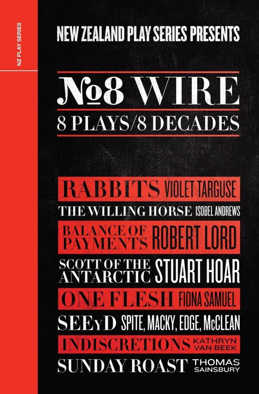 No. 8 WIRE | Playmarket 2011