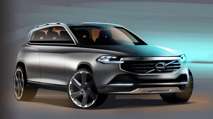 new cars for 2014 | Volvo Announces 9 New Cars By 2014 | CarWorld1