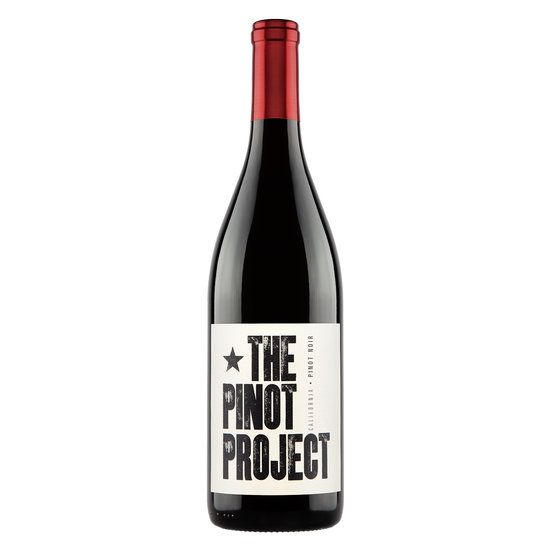 2014 The Pinot Project California Pinot Noir ($12)   Food & Wine