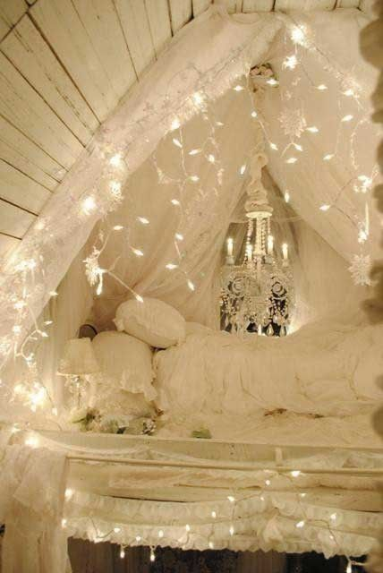 romantic bedroom lighting. fairytale princess theme bed i know some young girls who would love this my dream house have a bedroom with in it too romantic lighting