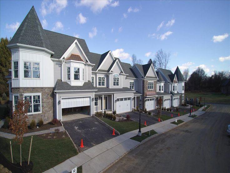 Exceptional New Home Builders In New Jersey #8: Warren Crossing Is A Luxury Townhomes Community On Park View Drive In  Warren NJ Find NJ New Homes For Sale, NJ New Home Builder Information, Town  And School ...