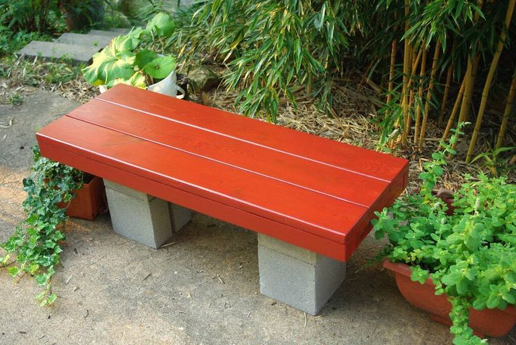 how to build a bench out of scrap wood