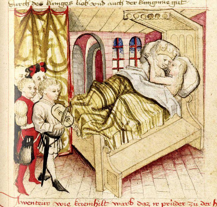 Das Nibelungenlied (Hundeshagenscher Codex)  Augsburg, zw. 1436 und 1442  Cod. NP   Folio NP