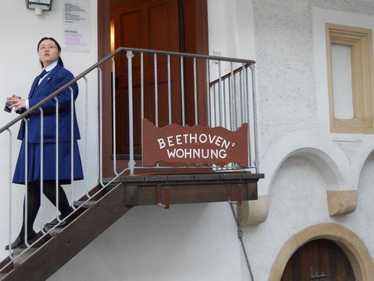Betthoven's house