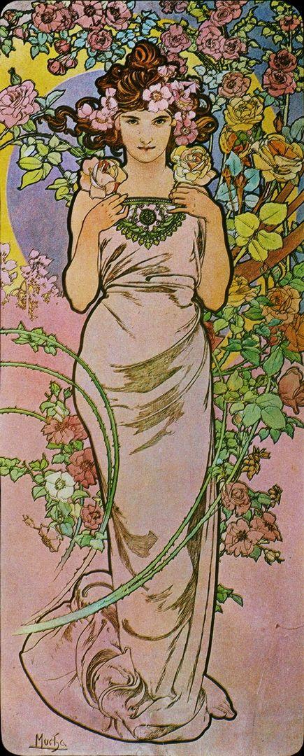 Alphonse-Mucha-Art-7.jpg (435×1080)