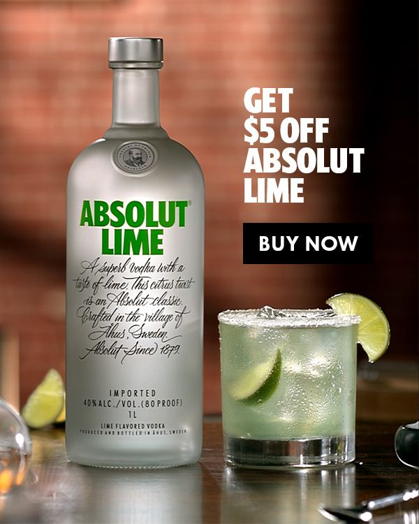 For Your Next Date Night In Try Something New With Absolut Lime