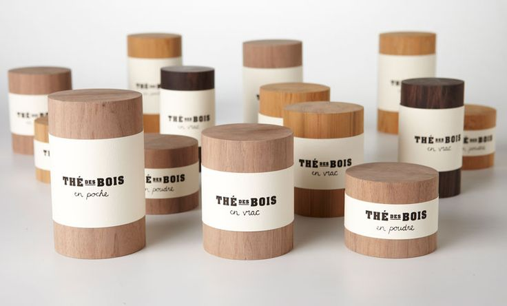 the des bois Packaging