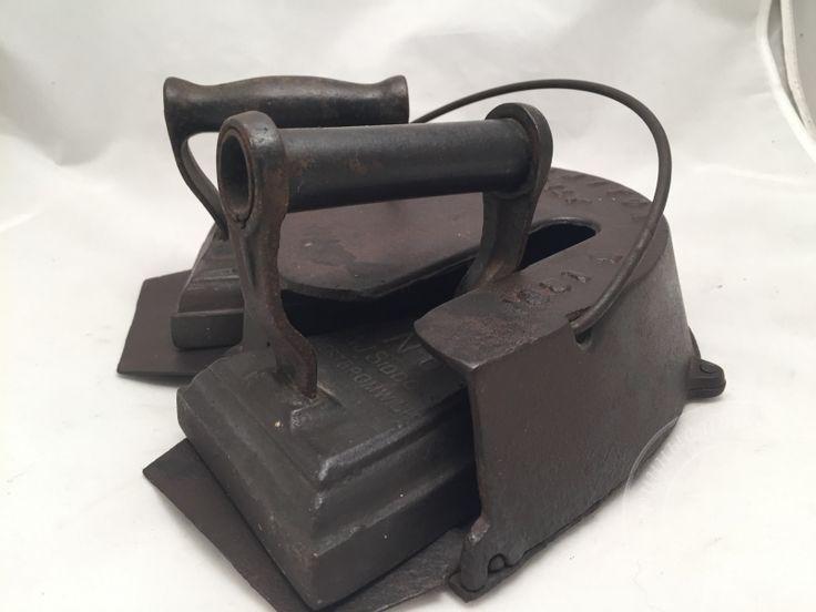 П-196 - Старинные утюги