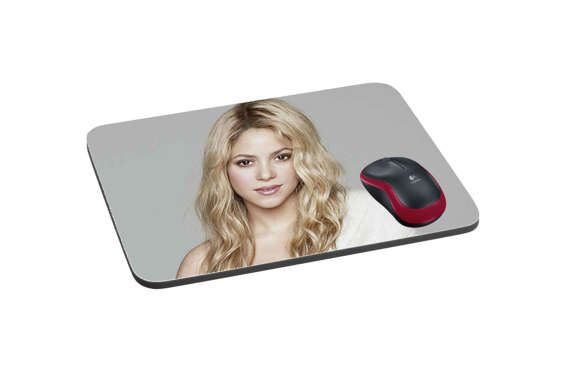 Shakira mousepad customize mouse pad mousepad with by pacforme