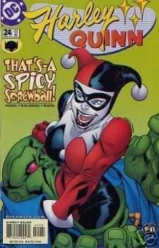 2002-11 - Harley Quinn Volume 1 - #24 - That's a Spicy Screwball! #HarleyQuinnComics #DCComics #HarleyQuinnFan #HarleyQuinn #ComicBooks