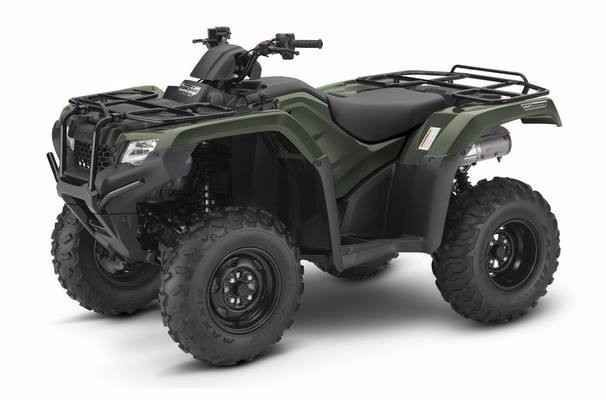 New 2017 Honda FourTrax Rancher 4x4 Auto DCT IRS ATVs For Sale in North Carolina. Any mechanic, woodworker, tradesman or craftsman knows that the right tool makes the job a whole lot easier. And having the right tool means having a choice. We've all seen someone try to drive a screw with a butter knife, or pound a nail with a shoe heel. The results are never pretty. Honda's FourTrax Rancher line are premium tools for the jobs you need to do, whether that's on the farm, the jobsite, hunting…