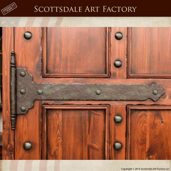 Custom Door Hinges Heavy Duty Iron Latches And Hardware Strap Hinges Rustic Door Hinges Iron Hinges