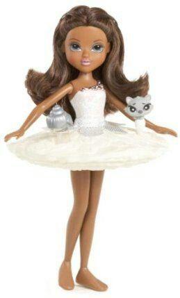 bria with ballerian dress
