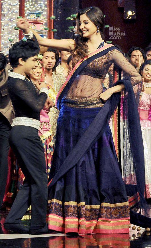 Photos: Shah Rukh Khan, Katrina Kaif and Anushka Sharma Resume Shooting For 'India's Got Talent'