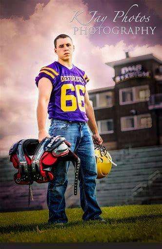 Image result for Senior Photography Ideas for Boys Football