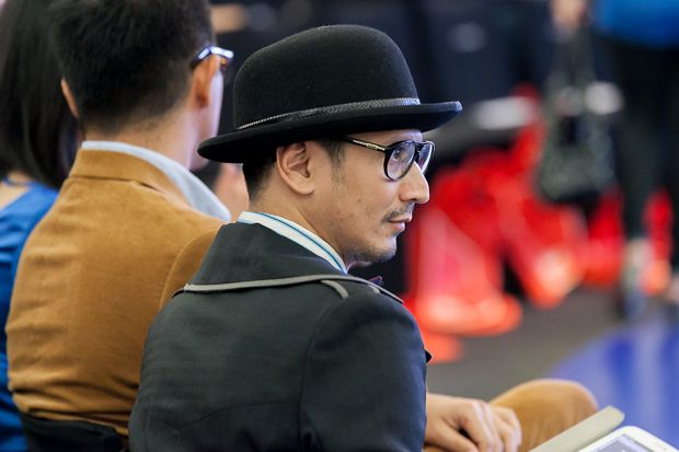 Fashion Nation 2014 – Ichwan Thoha, Fashion Designer