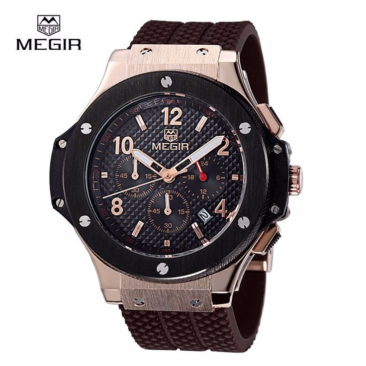 Megir Chronograph Army Quartz Watches Men! http://mobwizard.com/product/megir-chronograph-ar32522497432/  #watch #watches #fashion #man #woman #classic #luxury #newdesign #leather