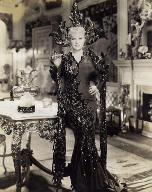 Mae West. .