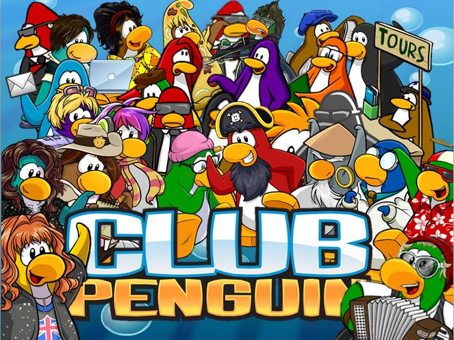 club penguin - Buscar con Google