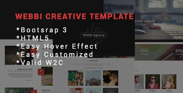 Get it now!  Agency template,  it just $19! With modern design and simple effect will make get attention from your visitor! https://goo.gl/UzNCaZ