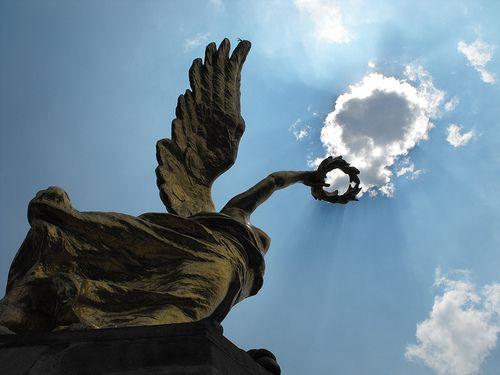 Angel de la independencia - Ciudad de México
